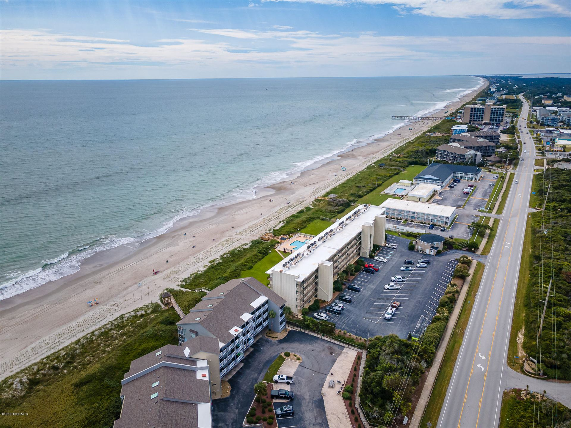 Photo of 2305 W Fort Macon Road #401, Atlantic Beach, NC 28512 (MLS # 100284970)