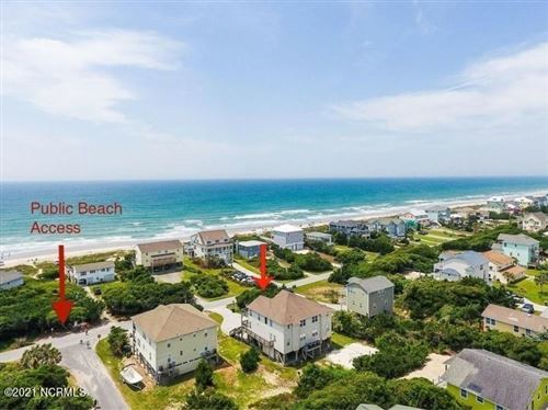 Photo of 5504 Ocean Drive #W, Emerald Isle, NC 28594 (MLS # 100262971)
