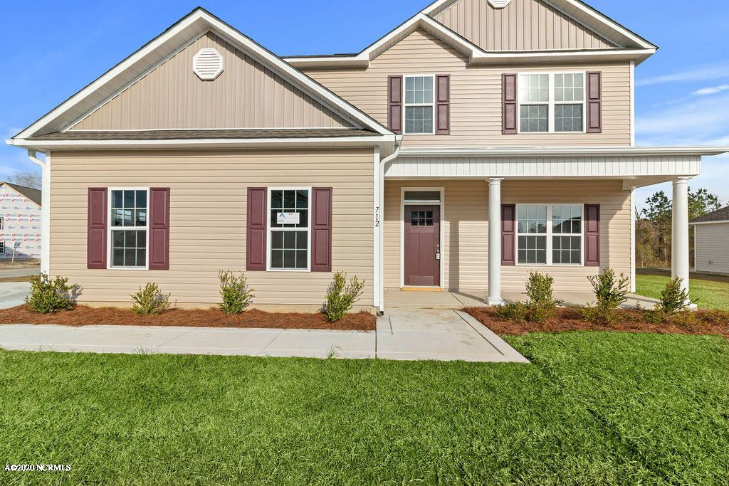 Photo of 411 Amethyst Court, Jacksonville, NC 28546 (MLS # 100260971)