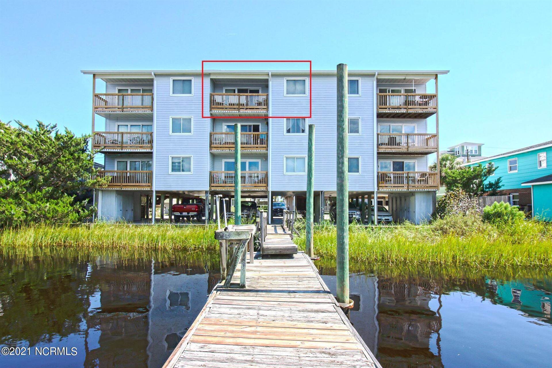 Photo of 709 Canal Drive #3b, Carolina Beach, NC 28428 (MLS # 100294971)