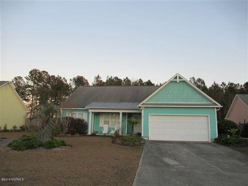 Photo of 105 S Palm Drive, Winnabow, NC 28479 (MLS # 100140972)