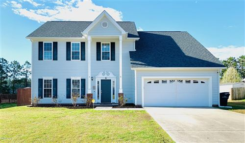 Photo of 200 Chastain Court, Jacksonville, NC 28546 (MLS # 100211972)