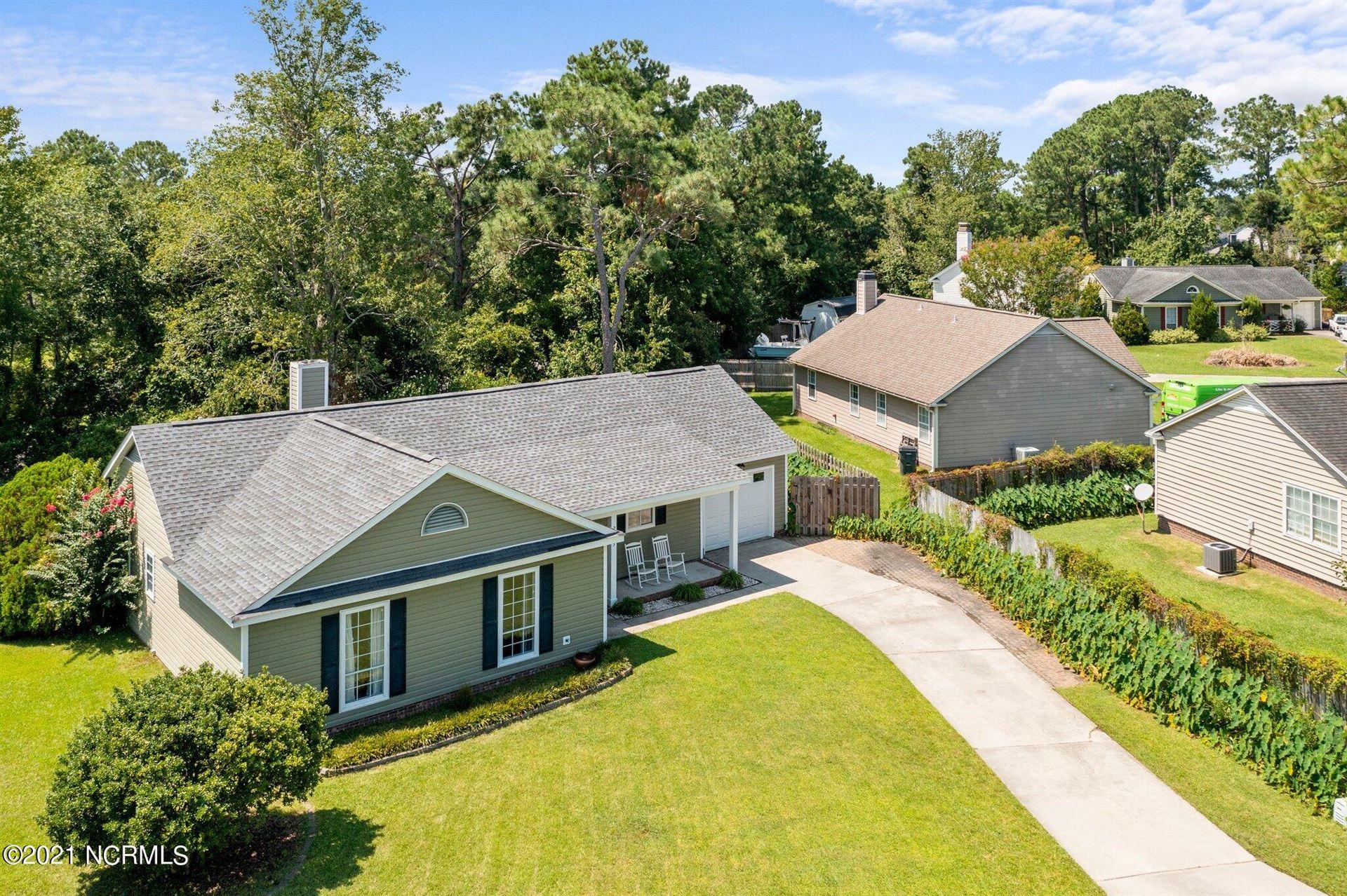 Photo of 2803 Carthage Drive, Wilmington, NC 28405 (MLS # 100287972)