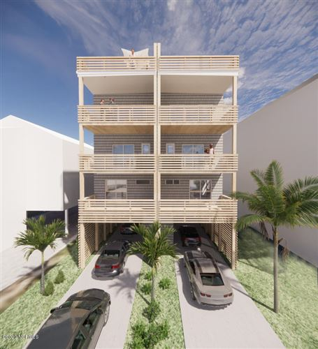 Photo of 1007 Carolina Beach Avenue N #Unit 2, Carolina Beach, NC 28428 (MLS # 100230973)