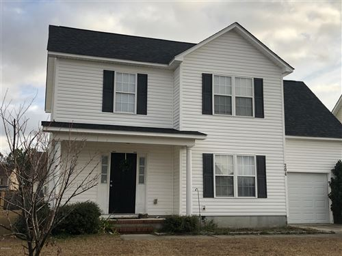 Photo of 204 Ashcroft Drive, Jacksonville, NC 28546 (MLS # 100197974)