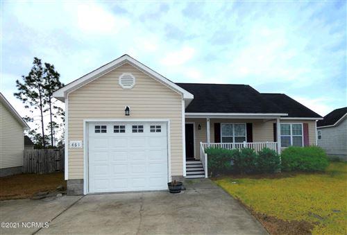 Photo of 461 Sand Ridge Road, Hubert, NC 28539 (MLS # 100257974)