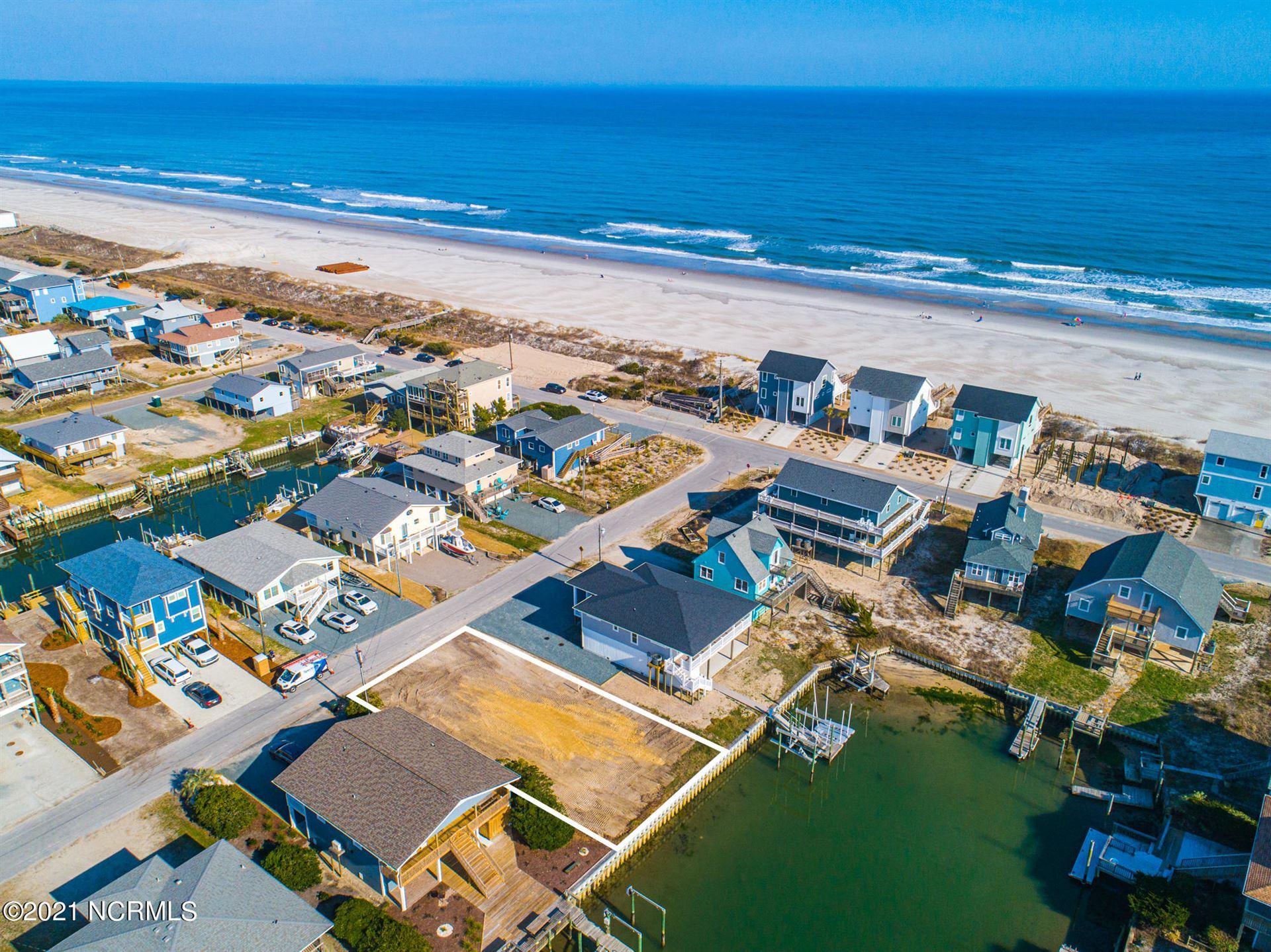 Photo of 107 Boryk Avenue, Topsail Beach, NC 28445 (MLS # 100258974)