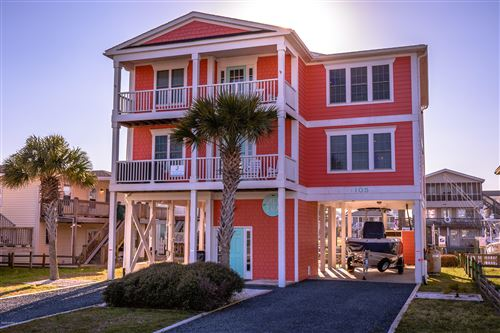 Photo of 105 Lions Paw, Holden Beach, NC 28462 (MLS # 100222976)