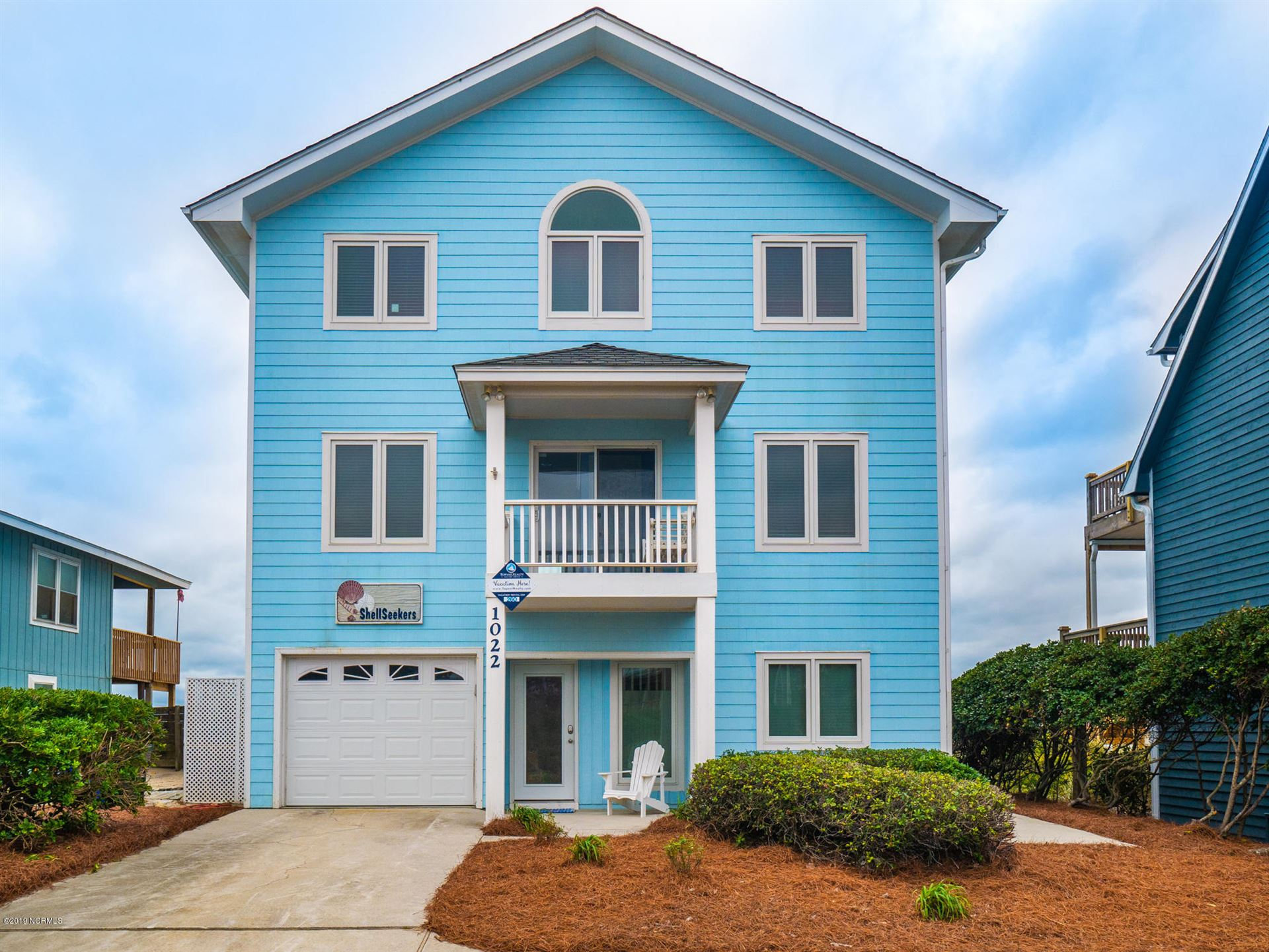 1022 S Shore Drive, Surf City, NC 28445 - MLS#: 100188976