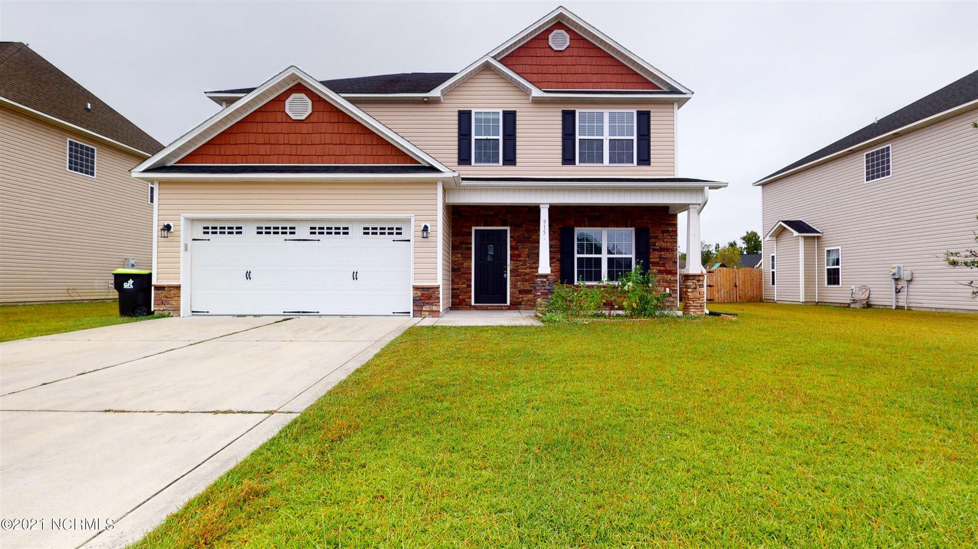 Photo of 915 Roswell Lane, Jacksonville, NC 28546 (MLS # 100288976)