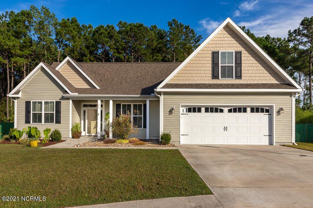 Photo of 304 Big Pine Court, Swansboro, NC 28539 (MLS # 100291976)