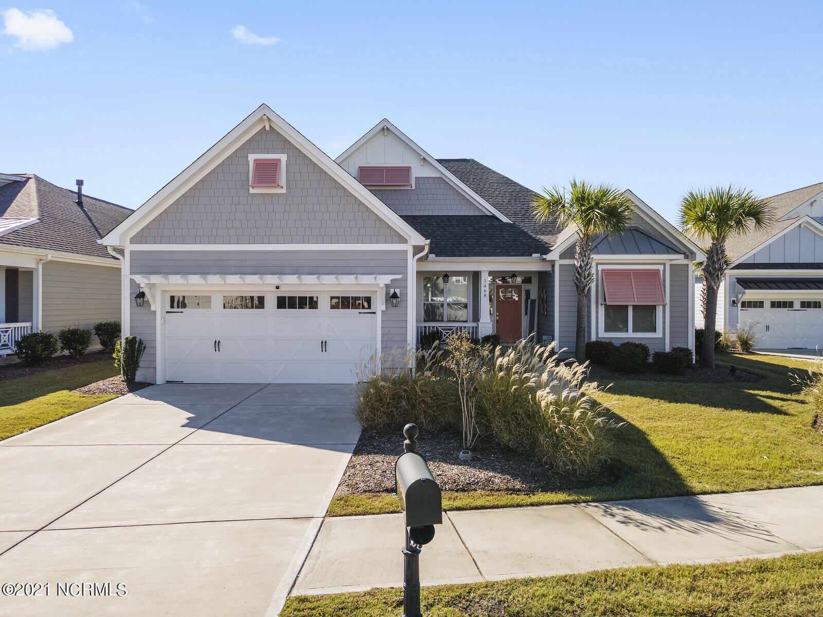 Photo of 1468 Millbrook Drive SW, Ocean Isle Beach, NC 28469 (MLS # 100295976)