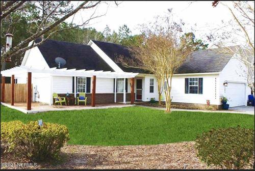 Photo of 303 Ashley Meadow Lane, Jacksonville, NC 28546 (MLS # 100259978)