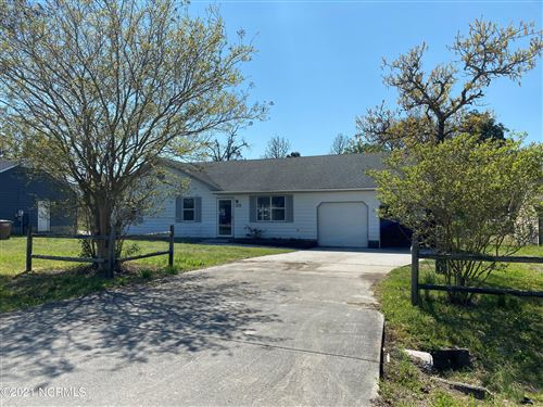 Photo of 309 Cinnamon Drive, Hubert, NC 28539 (MLS # 100281978)