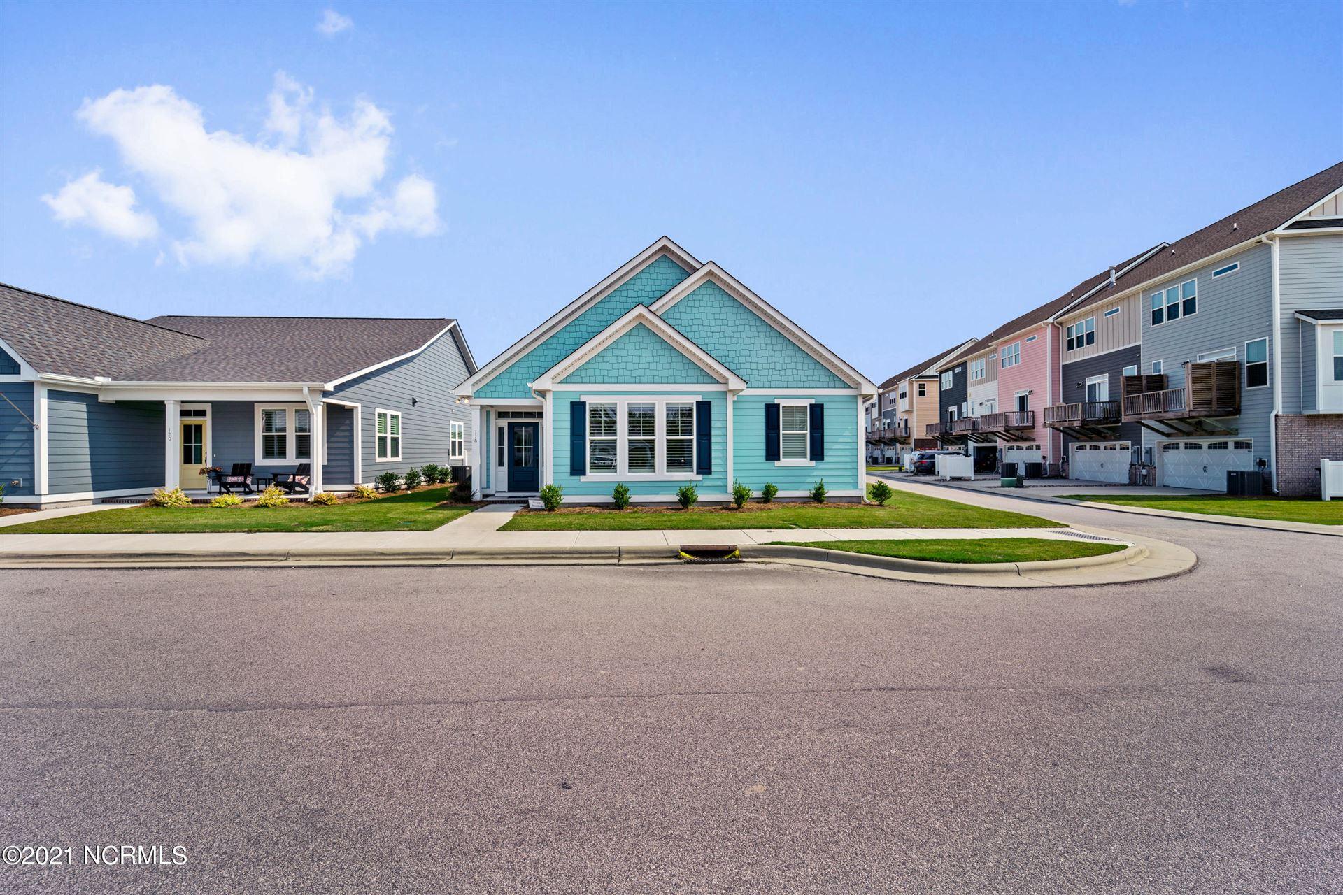 Photo of 116 Gray Duck Drive, Beaufort, NC 28516 (MLS # 100282978)