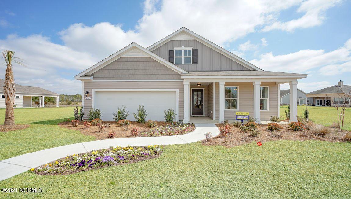 Photo of 1497 Creek Ridge Lane #Lot 1497 -Arlington, Carolina Shores, NC 28467 (MLS # 100289978)