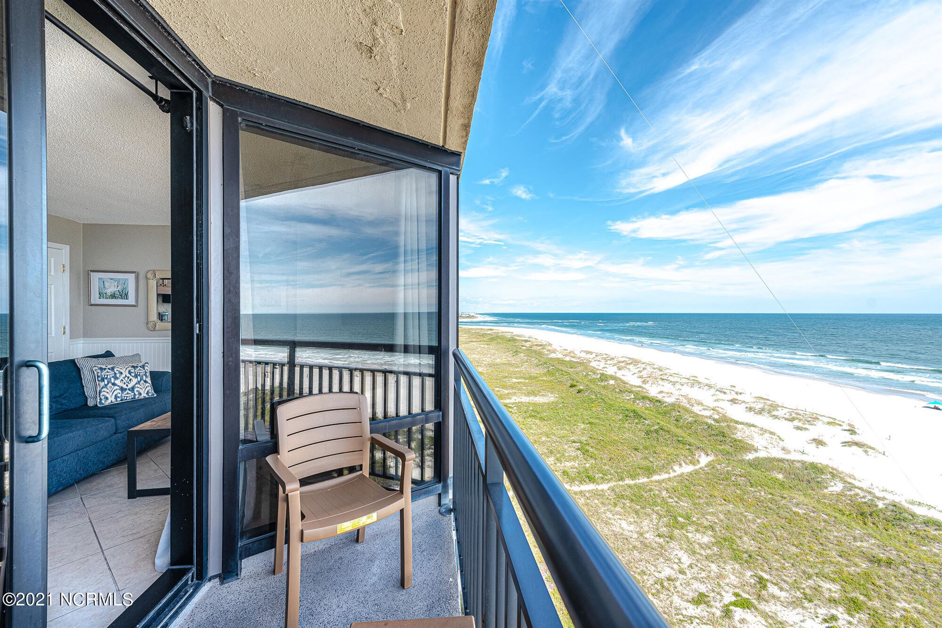 Photo of 2700 N Lumina Avenue #Unit 905, Wrightsville Beach, NC 28480 (MLS # 100293978)