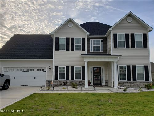 Photo of 302 Old Snap Dragon Court, Jacksonville, NC 28546 (MLS # 100279979)