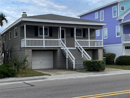 Photo of 435 Fort Fisher Boulevard S, Kure Beach, NC 28449 (MLS # 100241980)