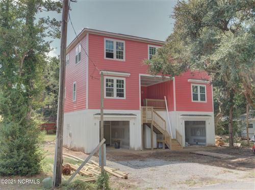 Photo of 5603 Sound Drive, Emerald Isle, NC 28594 (MLS # 100275980)
