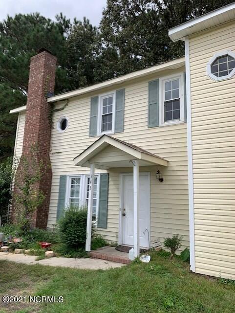 Photo of 343 W Frances Street, Jacksonville, NC 28546 (MLS # 100294980)