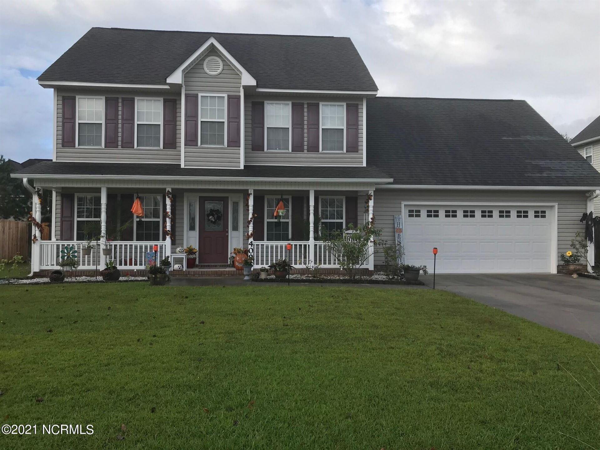 Photo of 409 Brunswick Drive, Jacksonville, NC 28546 (MLS # 100291981)