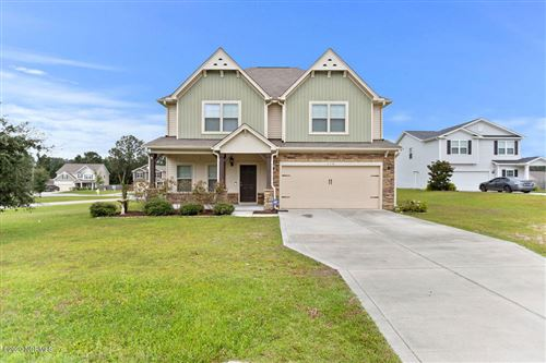 Photo of 116 Moss Creek Drive, Jacksonville, NC 28540 (MLS # 100235982)