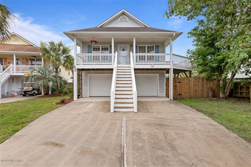 Photo of 112 Palm Breeze Drive, Carolina Beach, NC 28428 (MLS # 100225983)