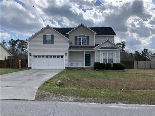 Photo of 502 Pebble Spruce Court, Jacksonville, NC 28546 (MLS # 100207984)
