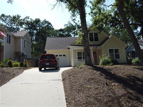 Photo of 161 NE 15th Street, Oak Island, NC 28465 (MLS # 100224984)
