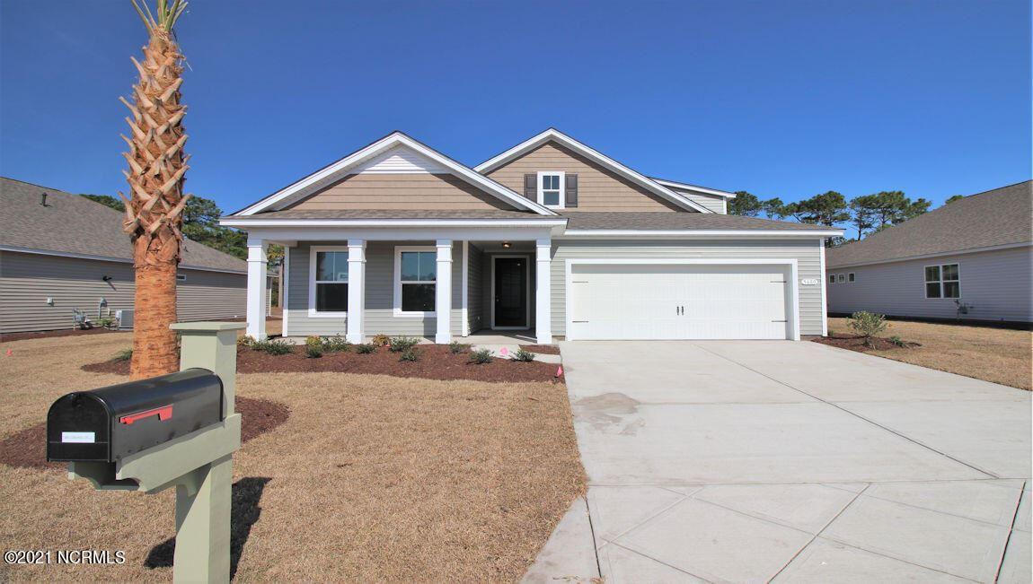 Photo of 1501 Creek Ridge Lane #Lot 1605 Bristol B, Carolina Shores, NC 28467 (MLS # 100289985)
