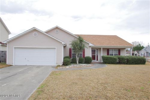 Photo of 445 Spring Drive, Jacksonville, NC 28540 (MLS # 100251987)
