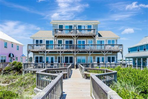 Photo of 3301 Ocean Drive #West, Emerald Isle, NC 28594 (MLS # 100265987)