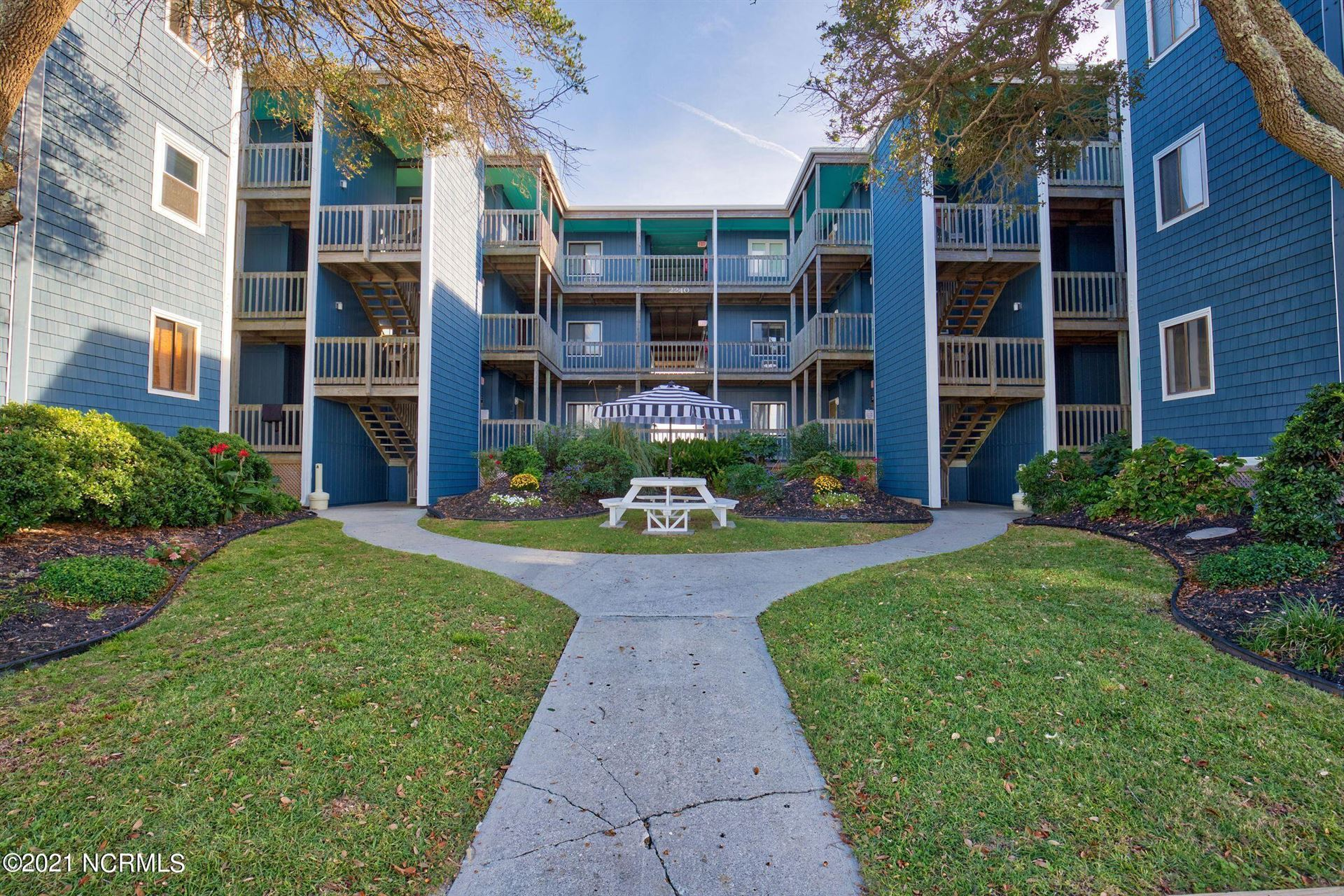 Photo of 2224 New River Inlet Road #338, North Topsail Beach, NC 28460 (MLS # 100285990)
