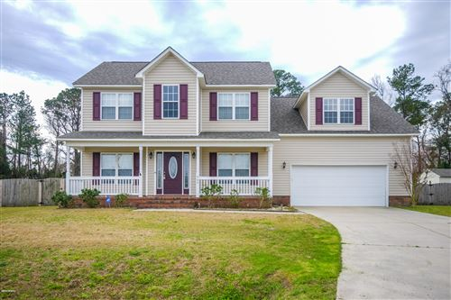Photo of 405 Rusty Court, Jacksonville, NC 28540 (MLS # 100180991)