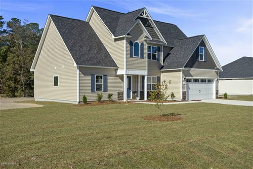 Photo of 129 Bellchase Drive, Jacksonville, NC 28540 (MLS # 100200991)