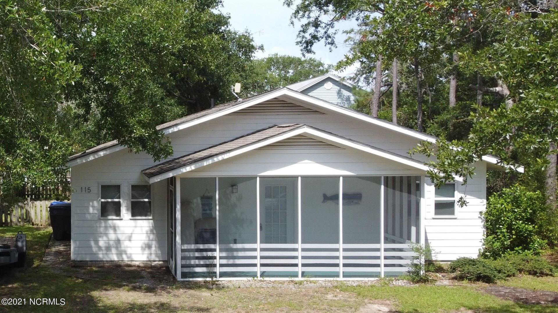 Photo for 115 NE 46th Street, Oak Island, NC 28465 (MLS # 100286992)