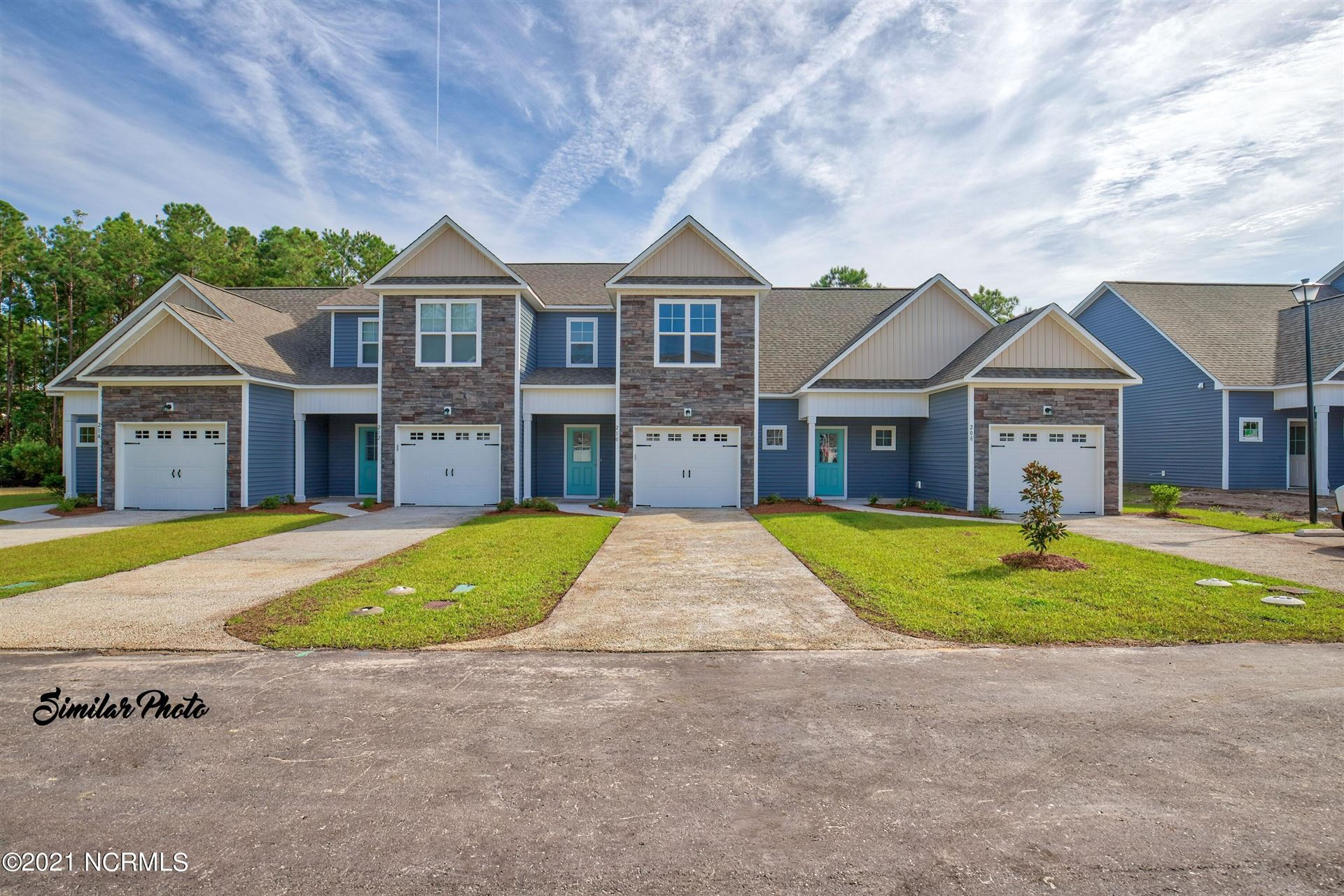 Photo for 428 Guppy Loop Road, Sneads Ferry, NC 28460 (MLS # 100277994)