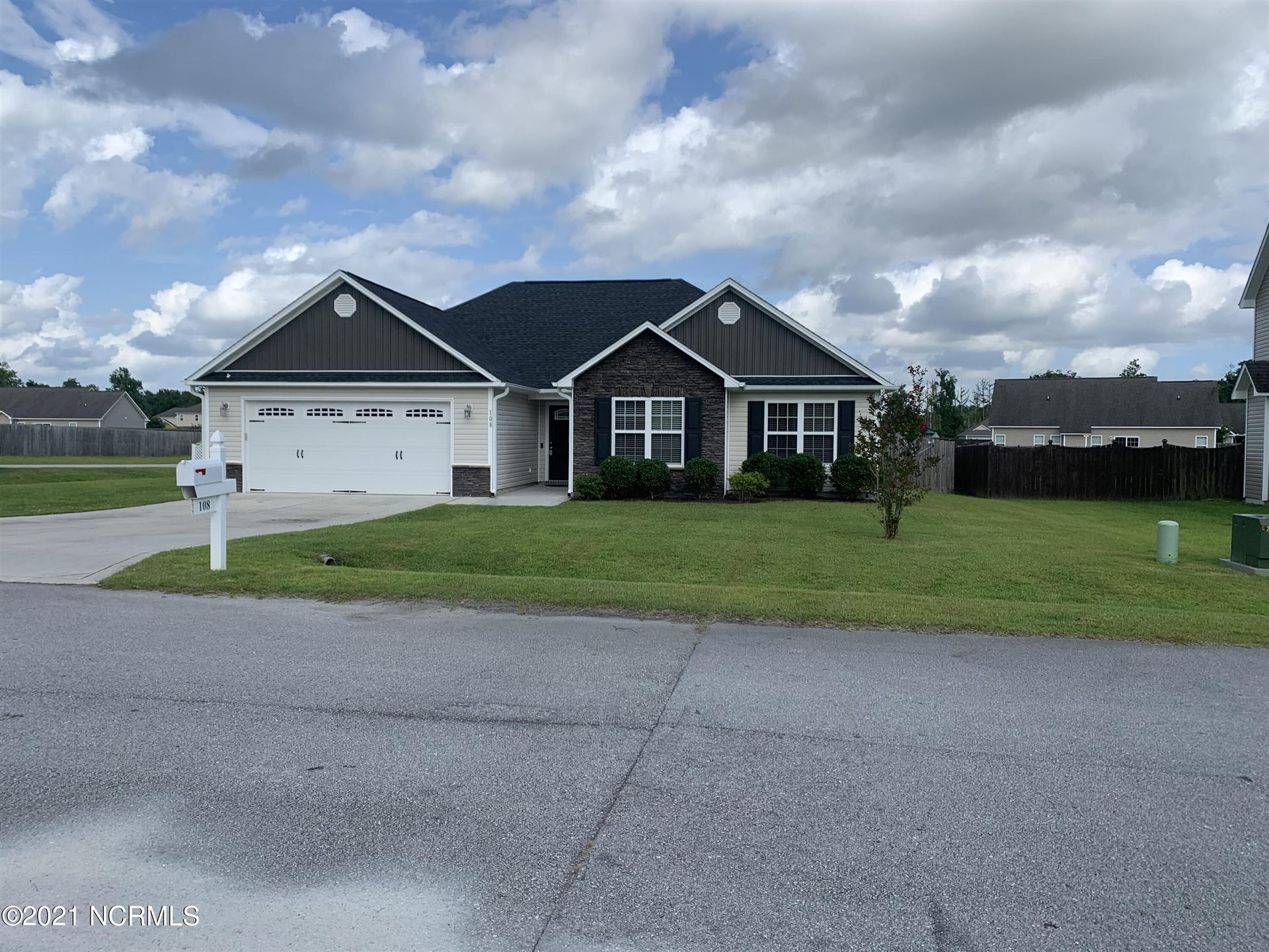 Photo of 108 Prelude Drive, Richlands, NC 28574 (MLS # 100282994)