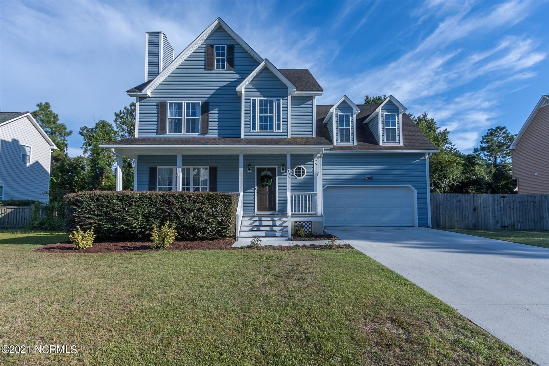 Photo of 106 Little Current Lane, Sneads Ferry, NC 28460 (MLS # 100291994)