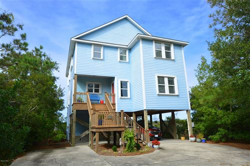 Photo of 204 Pintail Lane, Harkers Island, NC 28531 (MLS # 100241995)