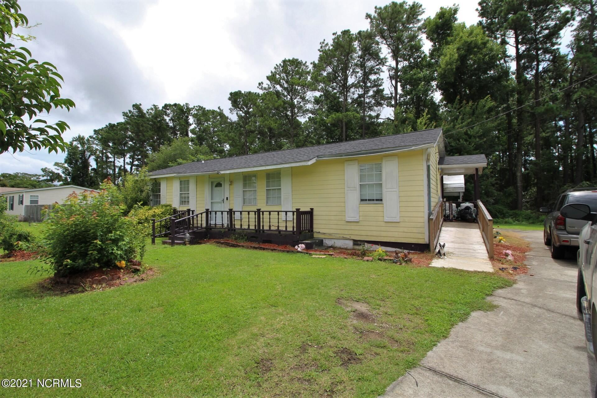 Photo of 106 Kevin Court, Beaufort, NC 28516 (MLS # 100284995)
