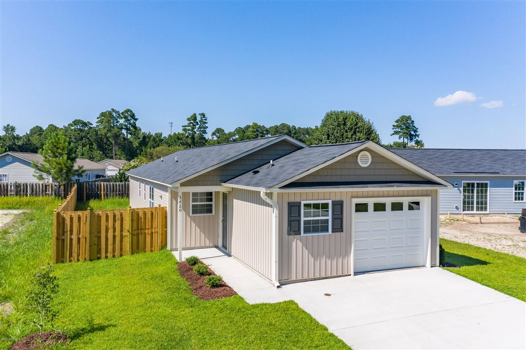 Photo for 3620 Ramsey Drive, Greenville, NC 27834 (MLS # 100147996)