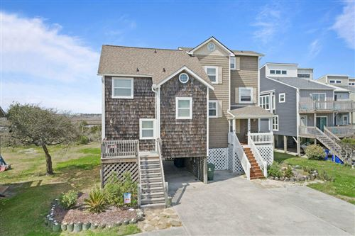Photo of 1845 New River Inlet Road, North Topsail Beach, NC 28460 (MLS # 100264997)