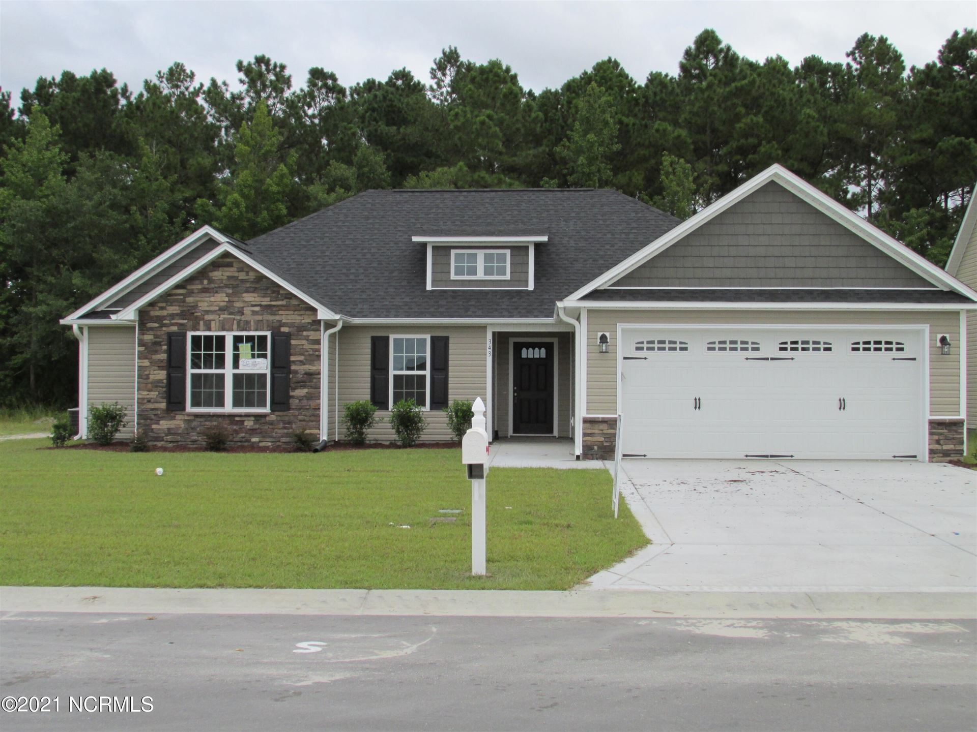 Photo of 343 Merin Height Road, Jacksonville, NC 28546 (MLS # 100267997)
