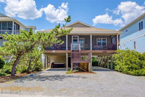 Photo of 1129 S Shore Drive, Surf City, NC 28445 (MLS # 100224998)