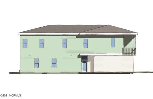 Tiny photo for 1417 Searay Lane #Unit 1, Carolina Beach, NC 28428 (MLS # 100282998)