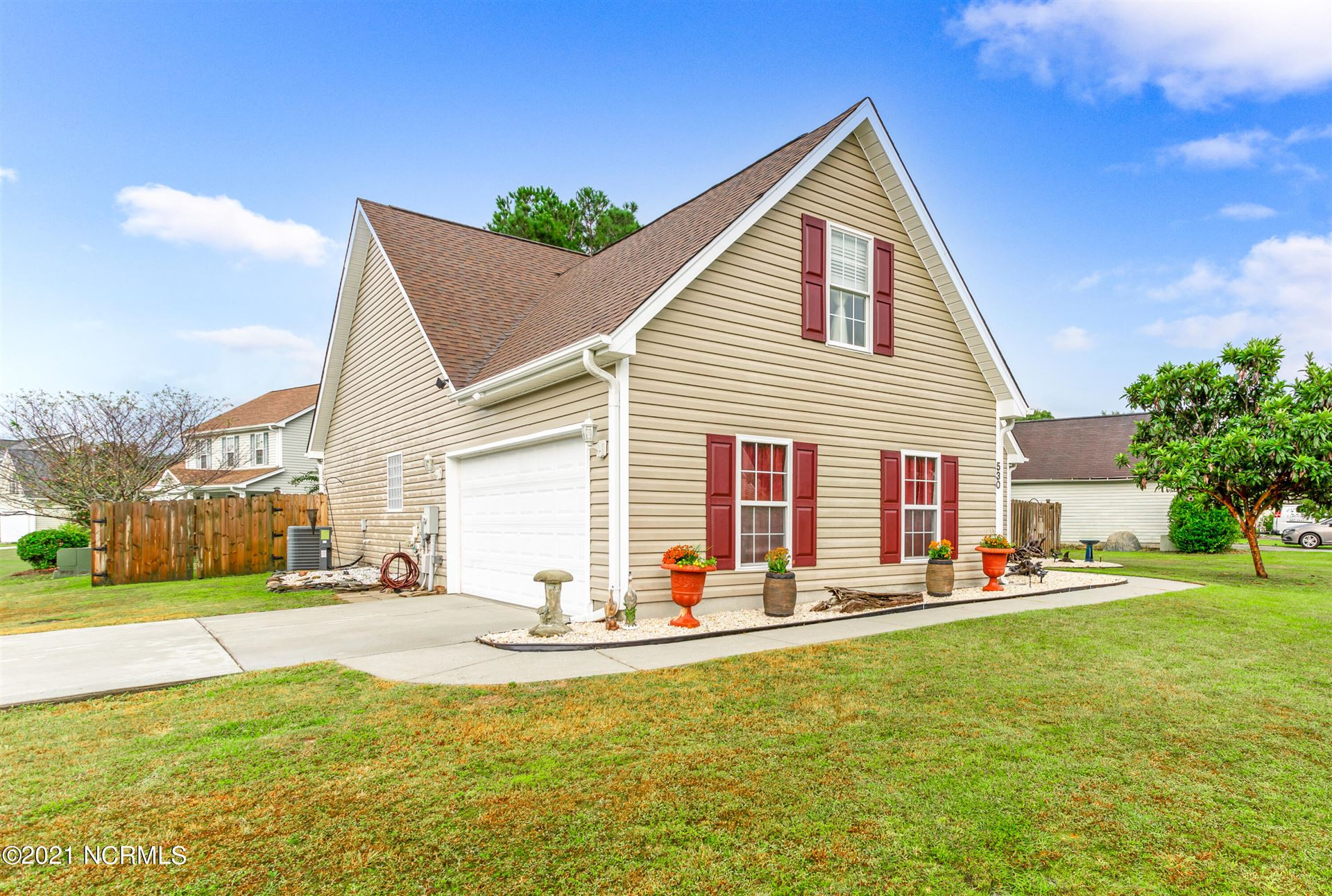 Photo of 530 Maple Branches Drive, Belville, NC 28451 (MLS # 100289998)