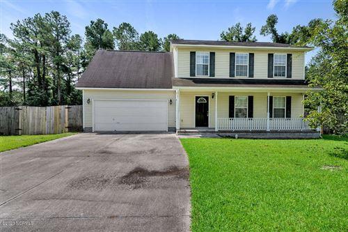 Photo of 90 Pollard Drive, Jacksonville, NC 28540 (MLS # 100232999)