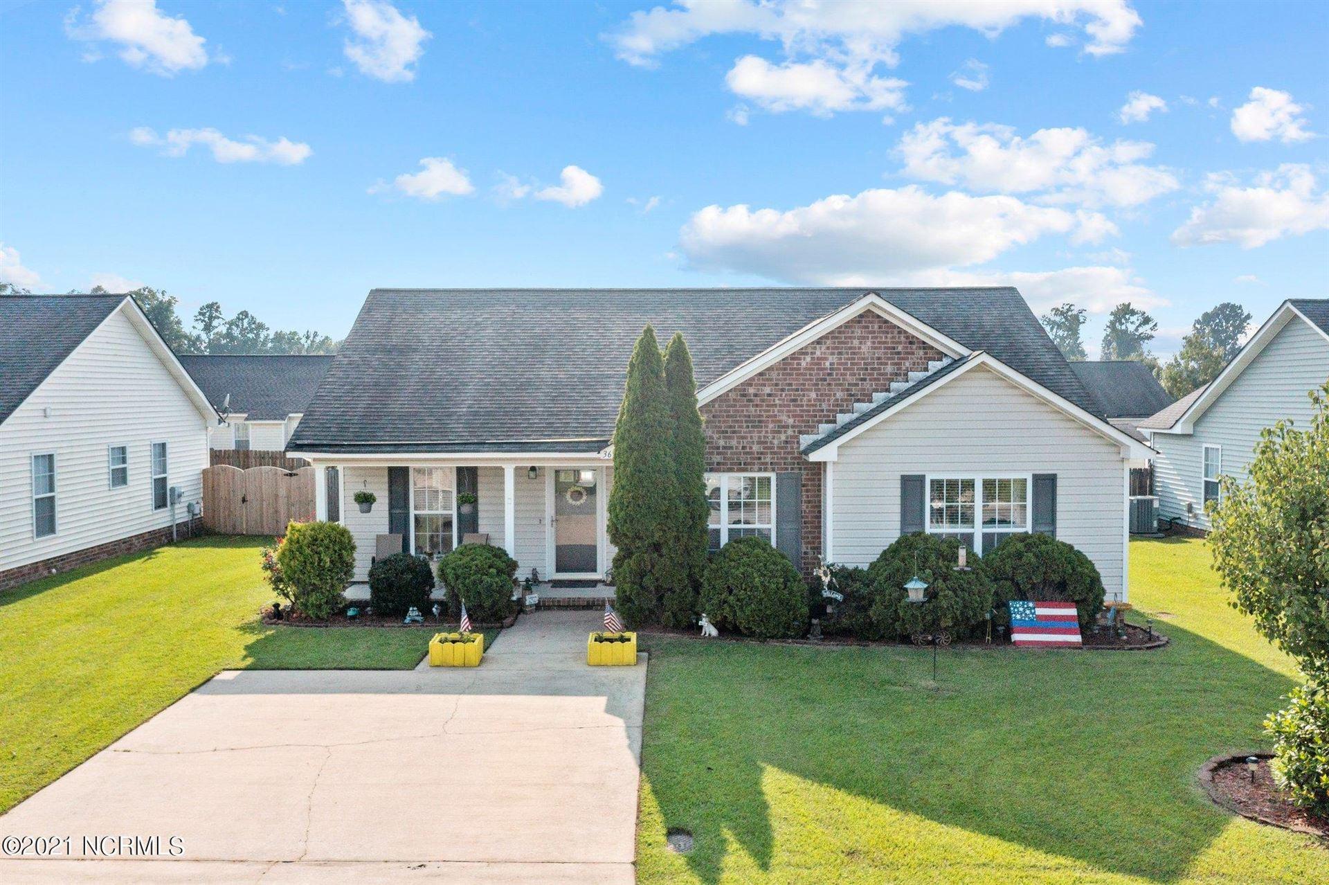Photo of 3698 Highland Drive, Ayden, NC 28513 (MLS # 100285999)
